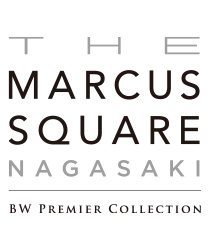 THE MARCUS SQUARE NAGASAKI ロゴ
